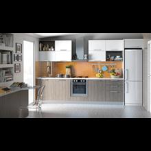 Mobile da cucina sopra frigorifero Tegler