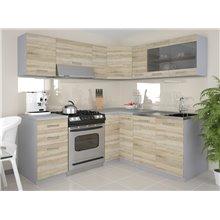 Cucina 360 cm sonoma Lidia Tarraco