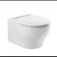 WC sospeso rimflush Sanibold Unisan