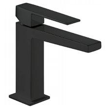 Rubinetto per lavabo nero opaco  S SLIM TRES