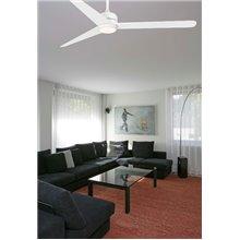 Ventilatore a soffitto con luce LED Nuu Faro