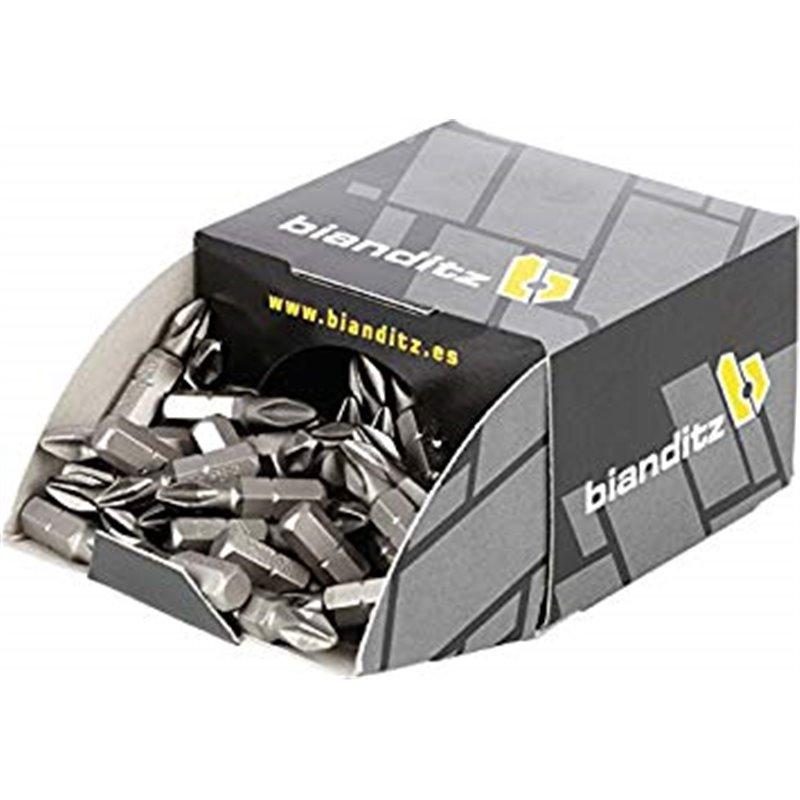 Kit 100 punte extra 20x25 mm Bianditz