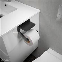 Porta carta igienica con coperchio MINIMAL SALGAR