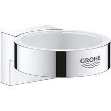 Dispenser di sapone cromato Selection Grohe