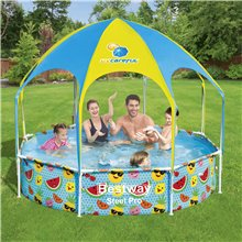 Piscina infantile con tetto Splash-in-Shade...