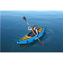 Kayak gonfiabile singolo Hydro-force Cove...
