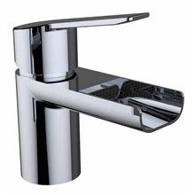 Rubinetto per lavabo a cascata 80 EcoFlow Start Xtreme Clever