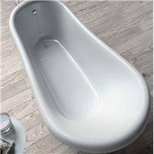 Vasca da bagno acrilica da appoggio Epoca b10