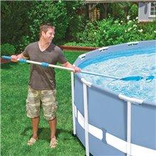 Kit di manutenzione completo deluxe per piscine...