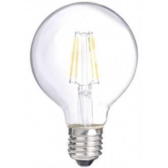 4 lampadine Sfera da 6 W