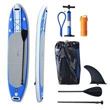 Tavola Paddle Surf gonfiabile con remo HomCom