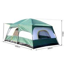 Tenda da campeggio familiare per 10 persone...