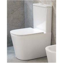 Vaso wc Rimless Torino Aquore