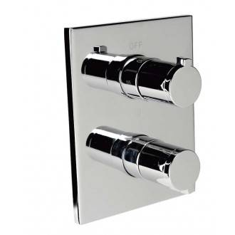 Miscelatore termostatico ad incasso per doccia Nine Urban