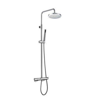 Colonna doccia termostatica estensibile Nine