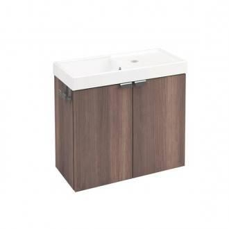 Mobile a 2 porte 50 cm Frassino B-Box BATH+