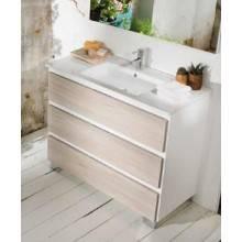 Mobile bagno Life 3 cassetti con lavabo B10
