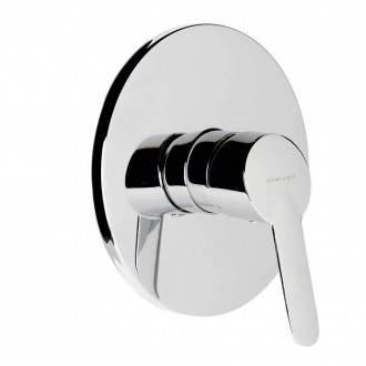 Miscelatore ad incasso per doccia S12 1