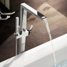 Rubinetto monocomando para vasca-doccia Grohe Allure Brilliant Exento