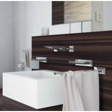 Porta salviette due barre Grohe Allure Brilliant