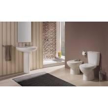 Coprivaso e sedile WC fissi Gala Elia