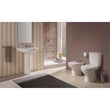 Coprivaso e sedile WC fissi PP Gala Elia