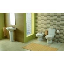 Coprivaso e sedile WC fissi Gala Smart