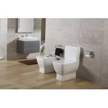 Coprivaso e sedile WC fissi Gala Emma Square