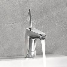 Rubinetto monocomando per lavabo S Grohe Eurodisc Joy