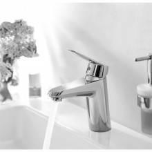 Rubinetto monocomando per lavabo S Grohe Eurodisc Cosmopolitan