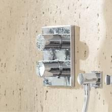 Rubinetto termostatico per doccia rettangolare Grohe Grohtherm 3000 Cosmopolitan