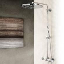 Colonna doccia termostatica Grohe Rainshower System 400