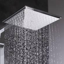 Soffione a parete doccia Grohe Euphoria Cube 150