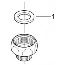 Raccordo per tubi flessibili Grohe