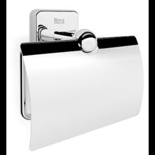 Porta carta igienica con copertura Victoria Roca