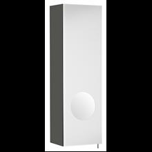 Armadio-specchio 20cm apertura sinistra Luna Roca