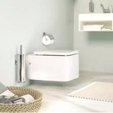 Porta scopino wc Duo Square BATH+