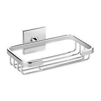 Porta sapone a griglia Duo square BATH+