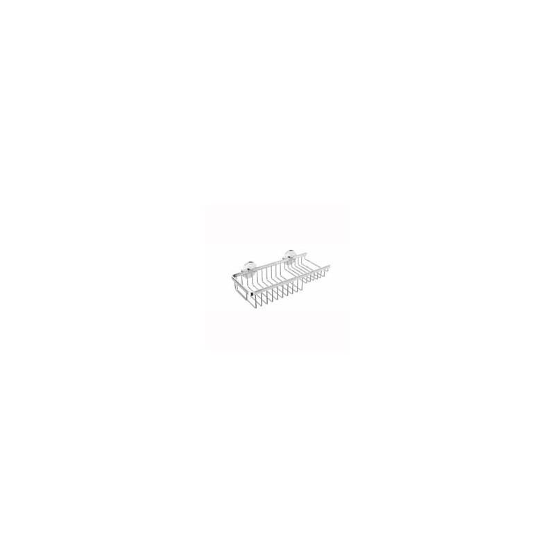 Mensola a gradino tipo cesta Duo round BATH+