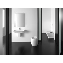 Bidet compatto The Gap Roca