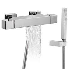 Kit bagno doccia termostatico TRES SLIM
