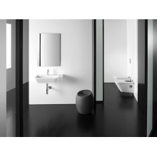 Lavabo a muro The Gap 50x42cm Roca
