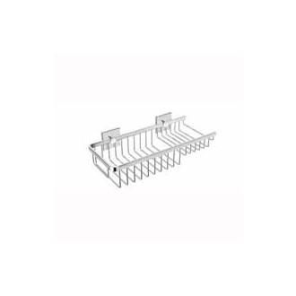 Mensola a gradino tipo cesta Duo square BATH+