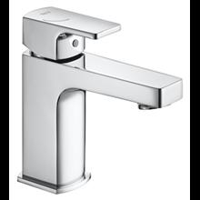 Miscelatore lavabo compatto con scarico click-clack L90 Roca
