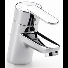 Miscelatore lavabo con raccordo per catenella Victoria Roca