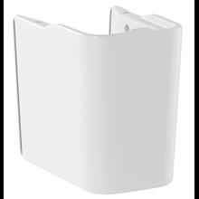 Semicolonna per lavabo compatta Dama Roca