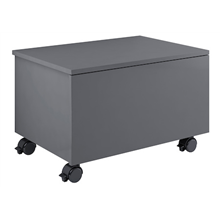 Mobile rotelle 60cm grigio Suma Roca