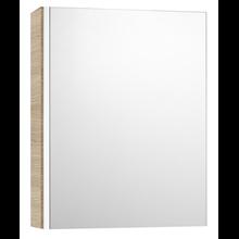 Armadio-specchio rovere Mini Roca