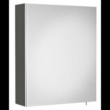 Armadio-specchio 50cm grigio Luna Roca