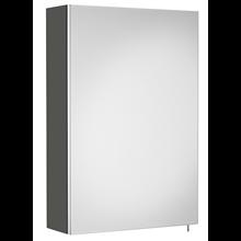 Armadio-specchio 40cm grigio Luna Roca